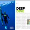 Deep Dive - Filming Mozambique