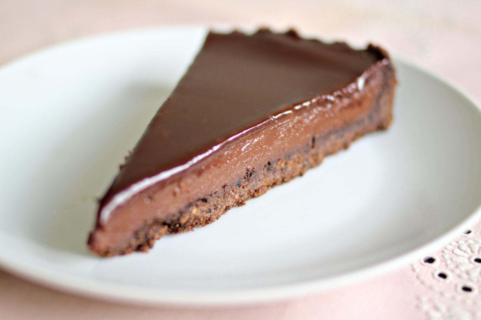 February 13, 2014 / Comments Off on Passionate Chocolate Ganash Tart
