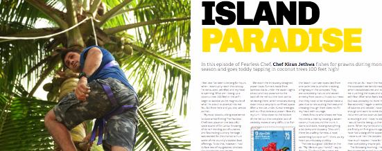 Island Paradise – Filming Sri Lanka!